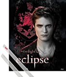 1art1 Twilight Mini-Poster (50x40 cm) Eclipse, Biss Zum