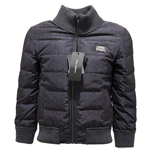 Dolce & Gabbana 9195L Piumino Bimbo D&G Giubbotto Giacche Jackets Coats Kids [7-8 Years]
