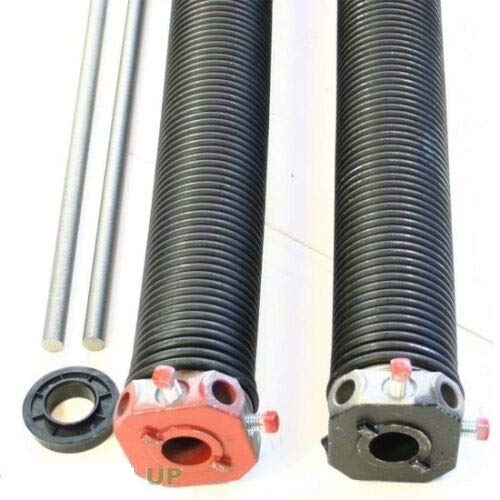 Why Should You Buy Garage Door Pair of 250 X 2 1/4 X 31` All Lengths Raynor Torsion Springs 2.25 - ...