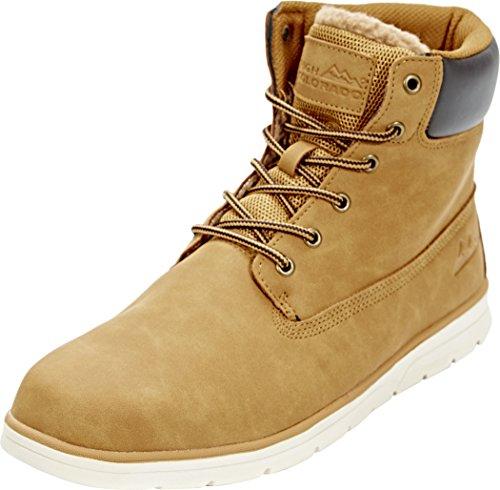 High Colorado Jamie - Chaussures - Marron Pointures 42 2017