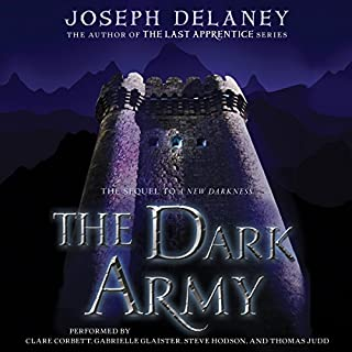 The Dark Army audiobook cover art