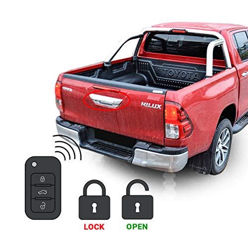 Heckklappen Zentralverriegelung Nachrüstbausatz Toyota Hilux ab Baujahr 2015