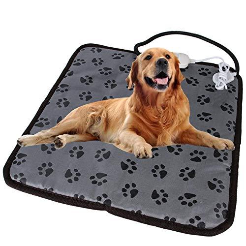 Heizmatte für Haustiere, elektrische Heizdecke für Haustiere, wasserdicht,...