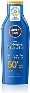 NIVEA SUN Protege & Hidrata Leche Solar FP50+ (1 x 400