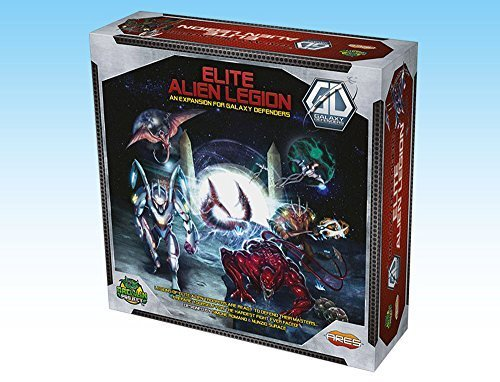Ares Games Galaxy Defenders: Elite Alien Legion