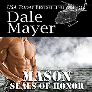 SEALs of Honor: Mason audiobook cover art