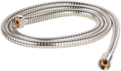 newgen medicals Brauseschlauch: Hochwertiger Metall-Duschschlauch, Länge 150 cm (Schlauch Dusche)