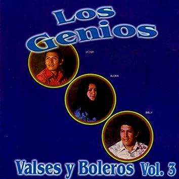 Valses y Boleros Vol. 3