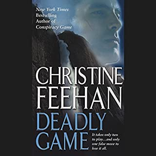 Deadly Game audiobook cover art