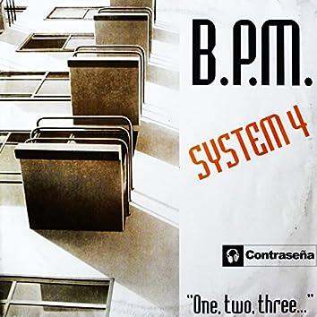 One, Two, Three...B.P.M...!!