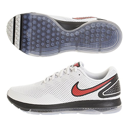Nike Zoom All Out Low 2 - Zapatillas de fitness para hombre, Gris (gris), 41 EU