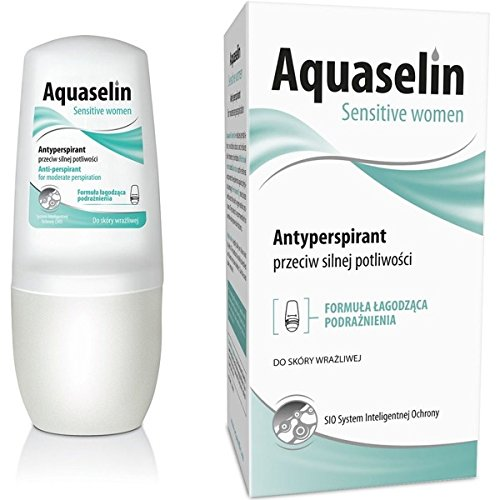 AA Aquaselin Intensive Women Anti-Perspirant Fresh. Reduces perspiration and combats odours.