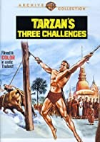 Tarzans Three Challenges [DVD] [Import]