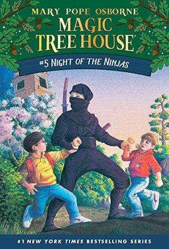 Night of the Ninjas (Magic Tree House (R))の詳細を見る