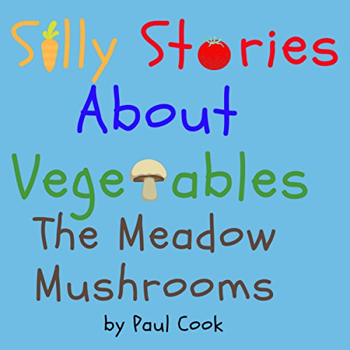 The Meadow Mushrooms audiobook cover art
