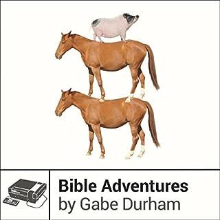 Bible Adventures audiobook cover art