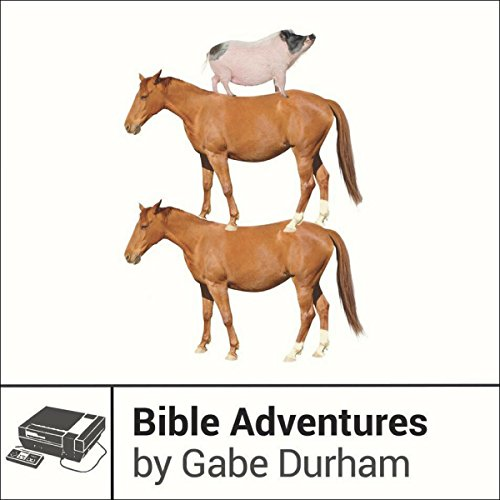 Bible Adventures audiobook cover art