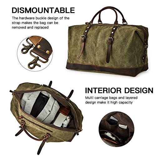 Duffel Bag for College Students