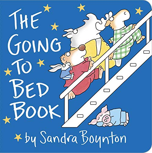 The Going-To-Bed Book | Books for 3 Year Old Girls