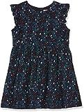 Gocco Vestido Bordado, Azul (Marino A4), 5-6 años para Niñas