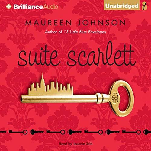 Suite Scarlett cover art