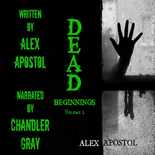 Dead Beginnings, Volume 2 audiobook cover art