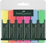 Faber-Castell 154806 - Textmarker TEXTLINER 48