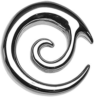 spiral ear stretchers