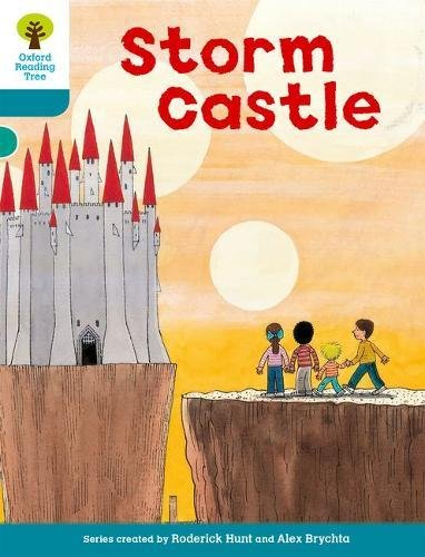 Oxford Reading Tree: Level 9: Stories: Storm Castleの詳細を見る
