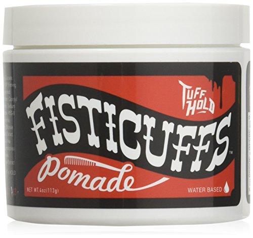 Fisticuffs 'TUFF HOLD' Pomade 4oz. Jar
