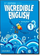 Incredible English: 1: Activity Book by OUP Oxford (2012) Paperback