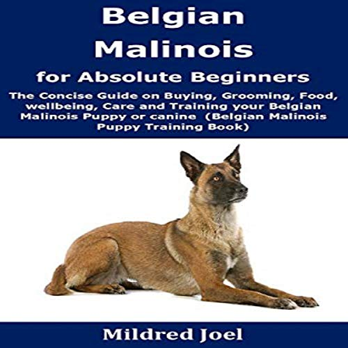 Belgian Malinois for Absolute Beginners cover art