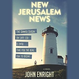 New Jerusalem News audiobook cover art