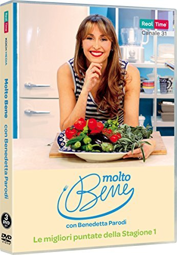 molto bene con benedetta parodi box set DVD Italian Import