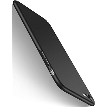 Humixx iPhone SE ケース 第2世代 iphone SE2 ケース iPhone8 ケース iPhone7 ケース 4.7インチ対応 薄型 軽量 耐衝撃カバー PC素材 擦り傷防止 指紋防止 iPhone 7/8/SE2対応 ブラック [Skin Series]