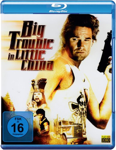 Big Trouble in Little China [Blu-ray]