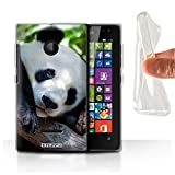 Hülle Für Microsoft Lumia 532 Wilde Tiere Pandabär