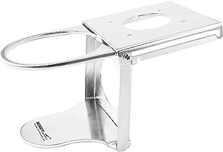 Homyl Stainless Steel 304 Folding Cup Drink Holder Can Bottle Holder Stand