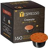 Cápsulas Nescafè Dolce gusto compatibles (CREMOSO, 160 Cápsulas)