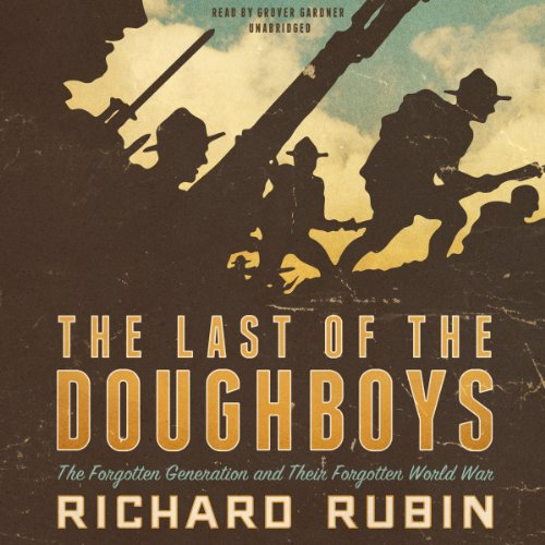 The Last of the Doughboys audiobook cover art