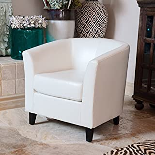Best small leather club chair Reviews