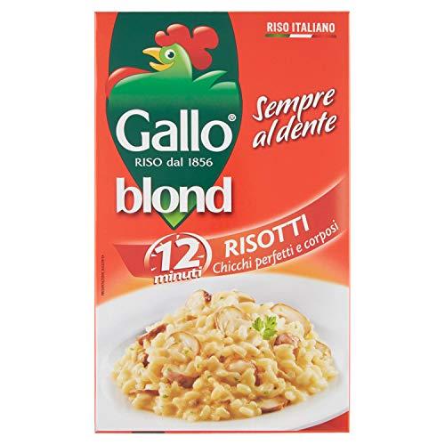 Gallo - Blond, Risotti - 3 pezzi da 1 kg [3 kg]