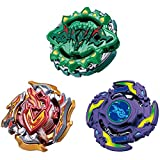 Battling Tops Burst B-121 Triple Booster Set CHO-Z Layer System Spinning Top (Booster x3)
