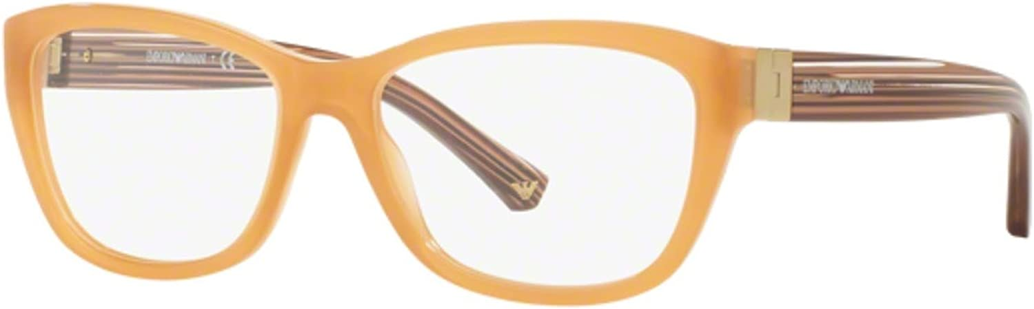 Armani EA3084 Eyeglass Frames 550652  Opal Honey