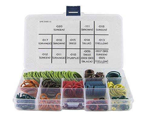 Dye DM4–DM13Deluxe Farbe gekennzeichnet O-Ring Kit w/300+ O von Flasc Paintball