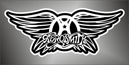Pegatinas de Aerosmith hip hop rap jazz hard rock pop funk