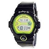 Casio Women's Baby G BG6903-1B Black Rubber Japanese Quartz Sport Watch