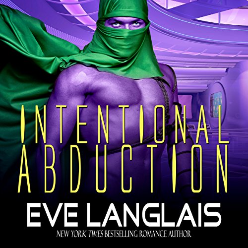 Intentional Abduction audiobook cover art