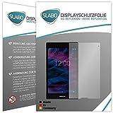 Slabo 2 x Displayschutzfolie für Medion Lifetab P8311 (MD 99443) Displayschutz Schutzfolie Folie No Reflexion | Keine Reflektion MATT