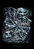 empireposter Slipknot Flagge - Broken Glass - Posterflagge